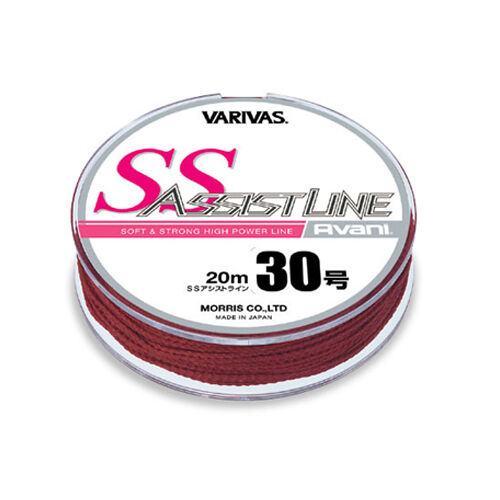 VARIVAS Avani SS Assist Line Vin röd 20m