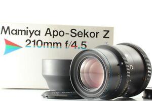 In-scatola-come-Is-Mamiya-Apo-Sekor-Z-210mm-f-4-5-Lente-per-RZ67-Pro-II-DAL-GIAPPONE-D