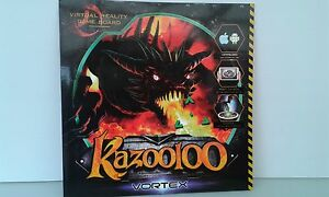 KAZOOLOO-VORTEX-BOARD-GAME-ANIMATED-APP-PLAY-BRAND-NEW-IN-BOX