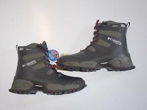 Columbia-Womens-Canuk-Titanium-Omni-Heat-Outdry-Boots-7-8-8-5-Winter-Snow