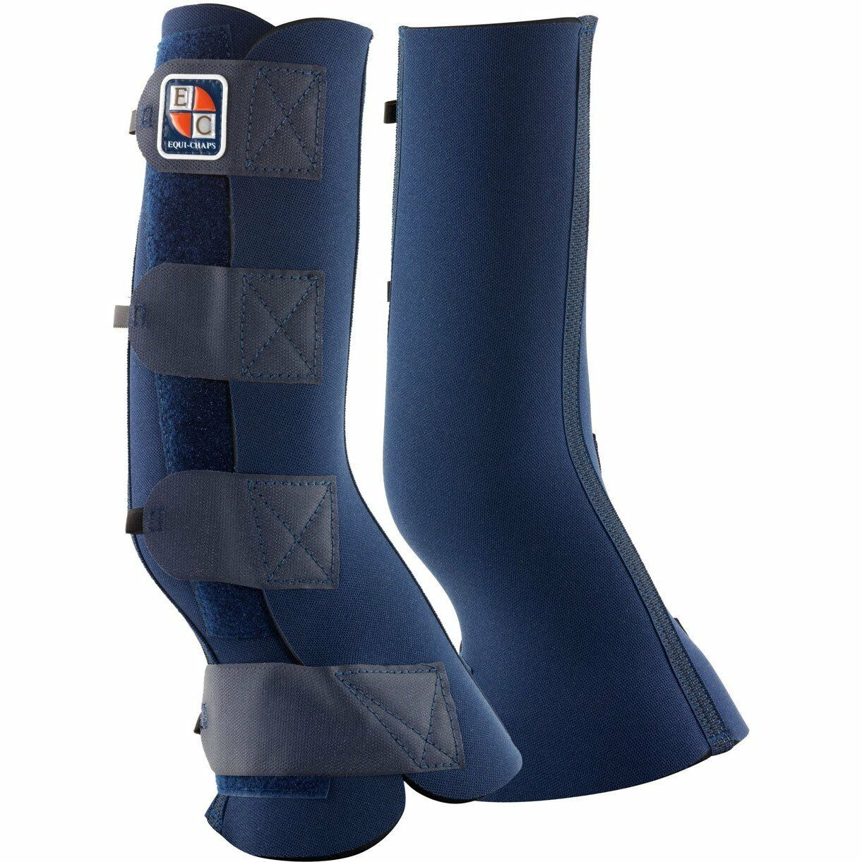 Equilibrium Equi-Chaps Hardy Chaps,Extra Small,Navy,Tough & Durable Turnout Boot