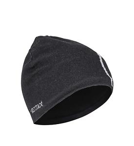 Marmot Summit Hat # 1583 001 Black Skully Beanie