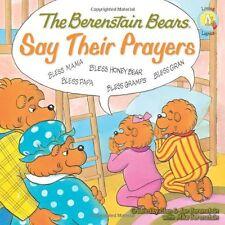 Berenstain Bears/Living Lights: The Berenstain Bears Say Their Prayers by Jan Berenstain and Mike Berenstain (2008, Paperback)