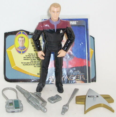 Playmates DS9 Voyager STNG Generation YOUR CHOICE Star Trek Action Figures