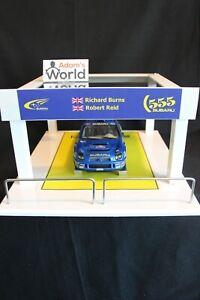 QSP-Diorama-1-18-Prodrive-Subaru-World-Rally-Team-Service-Tent