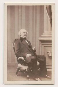 Vintage-CDV-Sir-George-Peabody-American-financier-and-philanthropist
