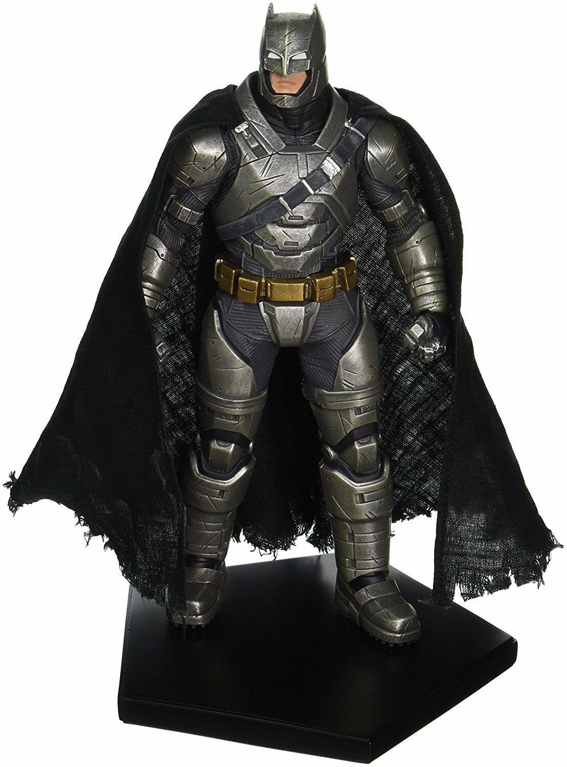 DC Comics Batman vs Superman Dawn of Justice ArmoROT Batman Statue Iron Studios