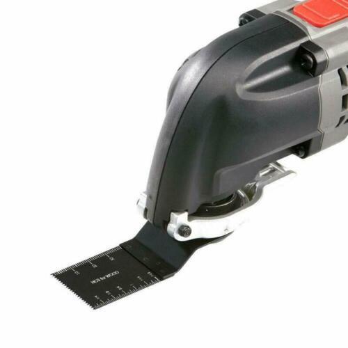 50pcs Universal Oscillating Multi Tools Saw Blades Carbon Steel Cutter Tools