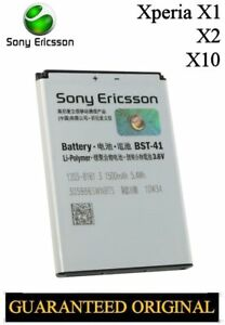 GENUINE-BATTERY-SONY-ERICSSON-XPERIA-X1-X2-X10-Neo-L-XPERIA-PLAY-BST-41