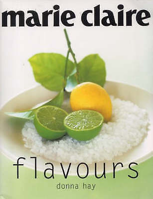 """""""AS NEW"""" Flavours (""""Marie Claire"""" Style), Hay, Donna, Book"""