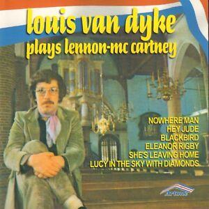 LOUIS-VAN-DYKE-LOUIS-VAN-DYKE-PLAYS-LENNON-McCARTNEY-2004-CD-REISSUE-HOLLAND