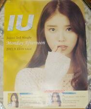 IU Monday Afternoon 2013 Taiwan Promo Poster