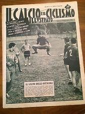 Il calcio e il ciclismo illustrato 1954 N°23 Campionato del mondo 17/8/15