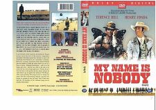 My Name Is Nobody (1973) New Sealed DVD Terence Hill