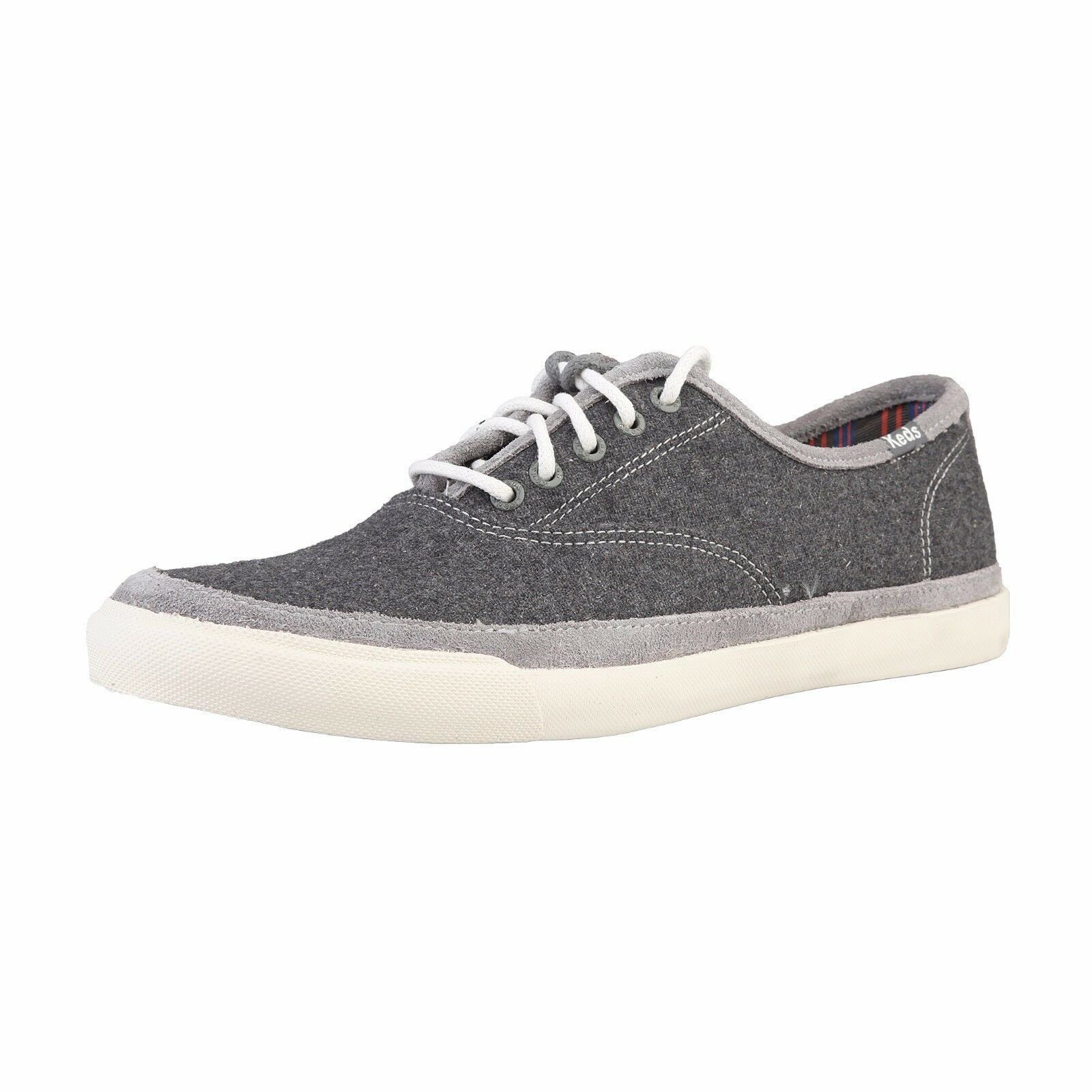 KEDS CHAMPION CVO MF48083 Herrenschuhe Sneakers Turnschuhe, Gr. 40.5, 42, Grau