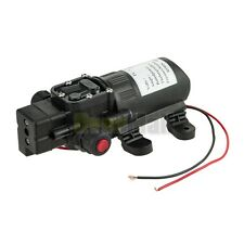 DC12V 130PSI 70W Motor High Pressure Diaphragm Water Self Priming Pump 6L/Min