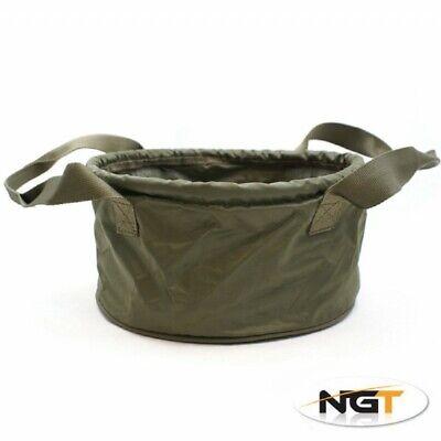 NGT Groundbait Bowl Bucket Method Mix Mixing Carp Coarse Fishing