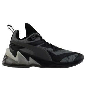 NEW-Puma-LQDCELL-Tech-Casual-Lifestyle-Mens-Sneakers-Shoes-192462-07-Black-10-5