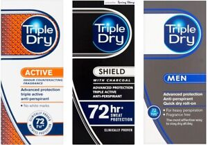 Triple-Dry-72hrs-Advanced-Heavy-Protect-Deodorant-Anti-Perspirant-Roll-For-MEN