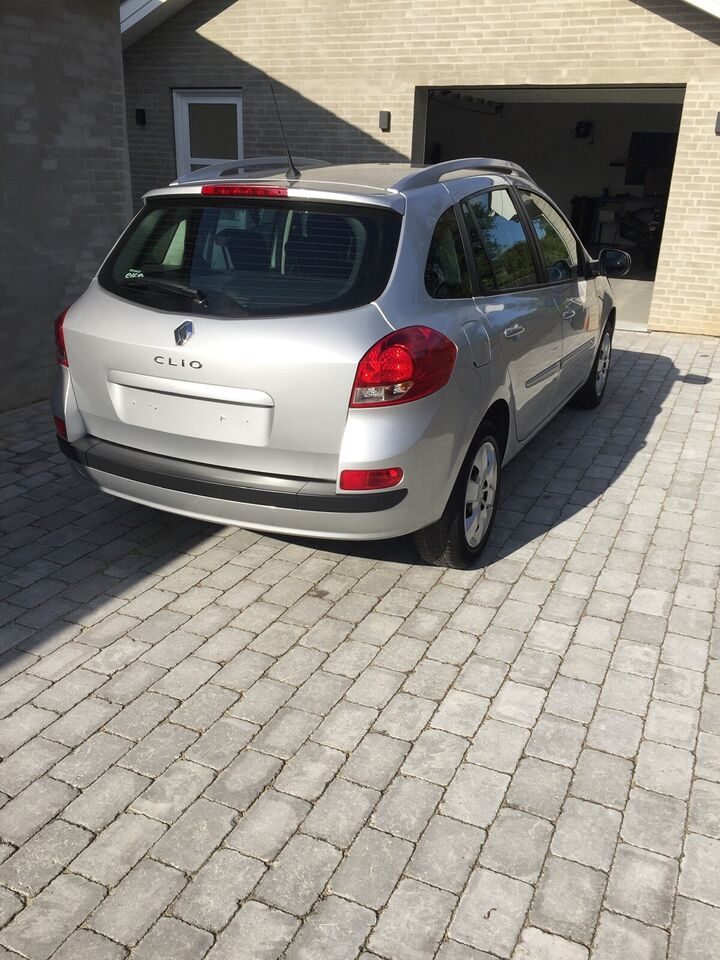 Renault Clio III, 1,2 16V Expression ST, Benzin