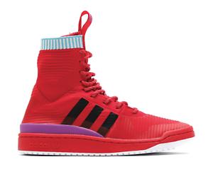 Nuevos Zapatos Adidas Forum Primeknit Pk De Invierno botas US8 Ultraboost Ultra Boost Eqt