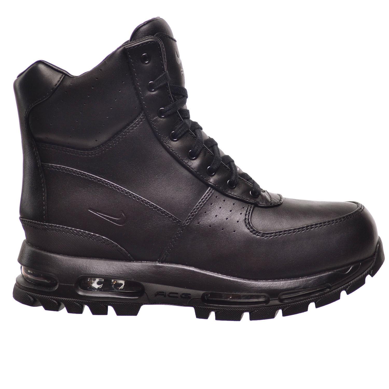 Nike Air Max Goadome 6 Waterproof Men's Boots Black/Black 806902-001