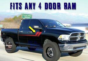 2009-2018-Dodge-Ram-1500-2500-3500-Vinyl-Graphics-Side-Decals-Universal-Design