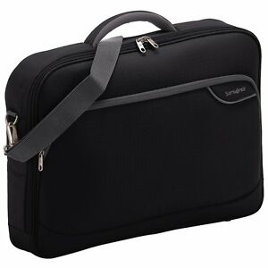 Image Is Loading Samsonite Monaco Ict Office Bag Laptop Padded