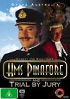 H.M.S. Pinafore  / Trial By Jury (DVD, 2005, 2-Disc Set)
