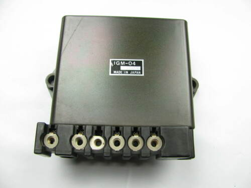 NEW OUT OF BOX OEM For 1975-76 Datsun 280z Electronic Ignition Module IGM-04