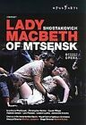 Shostakovich Lady Macbeth of Mtsensk 0809478009658 DVD Region 1