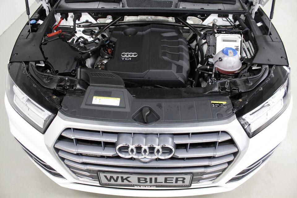 Audi Q5 2,0 TDi 190 S-line quattro S-tr. Diesel 4x4 4x4 aut.