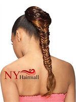 Freetress Equal Braided Drawstring Ponytail - Fish Tail Girl