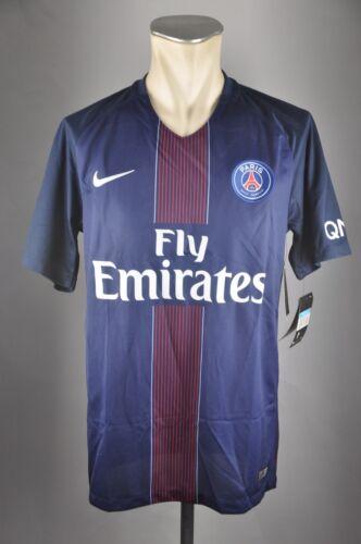 Paris Saint Germain Maglia Nike 2016-2017 M/L/XL/XXL PSG NUOVO ...