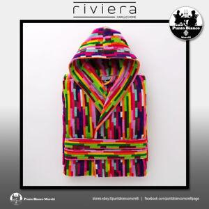 RIVIERA | FASHION SQUARE Accappatoio con cappuccio - Hooded bathrobe