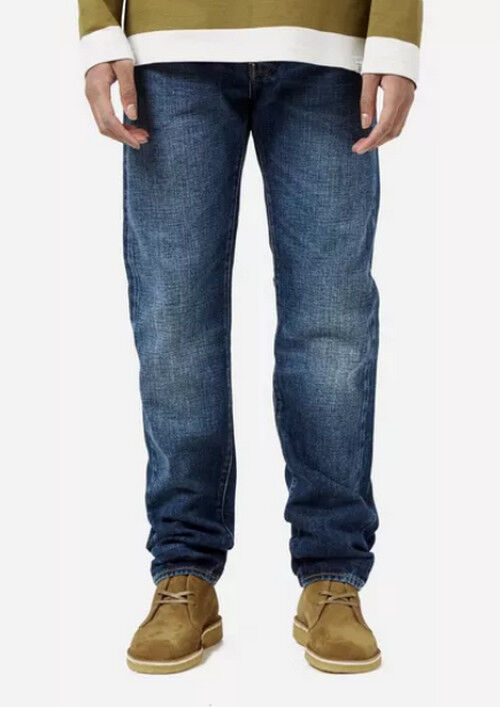 JEANS EDWIN HOMME ED 80 SLIM  (red listed-contrast clean)  W31 L34 VAL