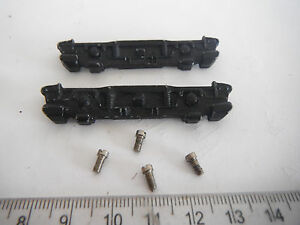 100% Vrai 2 Hornby Dublo D8017 D8000 Class 20 Bogie Skirts L30 Power Or Dummy 2 Or 3 Rail