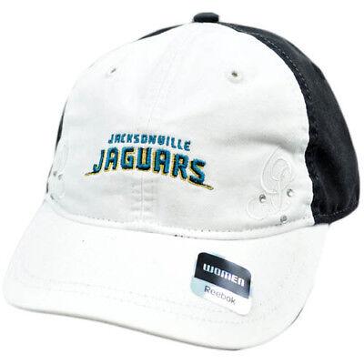 Weitere Ballsportarten Sport Nfl Jacksonville Jaguars Weiß Schwarz Relax Damen Reebok Strass Kappe Mütze SorgfäLtig AusgewäHlte Materialien