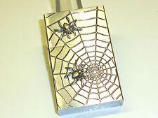 "ZIPPO ORIGINAL 1933 REPLICA ""DOUBLE SPIDER"" LIGHTER - 1998 -LIMITED EDITION-RARE"