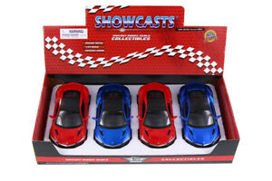 Maisto-1-24-2018-Acura-NSX-with-Black-Top-Diecast-Model-Car-Red-or-Blue-Color