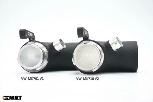 """2.0 TSI MQB MST Performance 3/"""" Turbo Inlet Elbow /& Hose for HYBRID TURBO ONLY"""