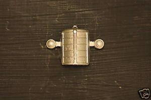Objectif Dinky-pièces De Rechange | Dinky 25m 521 582 25v Bedford | Grille | Métal Blanc-afficher Le Titre D'origine