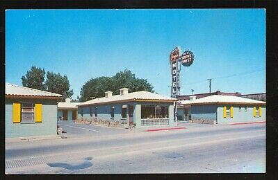 Maryville Tennessee 1950s Postcard Travelers Motel