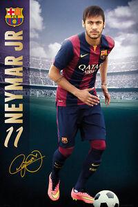 3446806fc Image is loading Neymar-Jr-SUPERSTAR-FC-Barcelona-SIGNATURE-SERIES-Football-