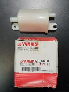 GENUINE-YAMAHA-YP250-MAJESTY-250-2000-2003-EXHAUST-AIR-FILTER-5GM-14806-00