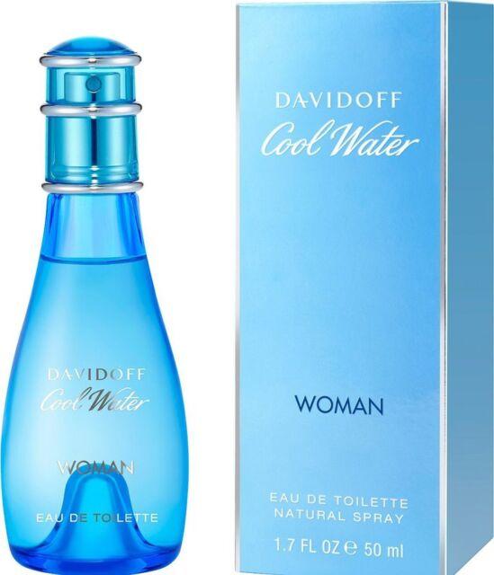 Cool Water for Her 50ml Eau de Toilette Spray