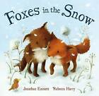 Foxes in the Snow by Jonathan Emmett (Paperback, 2010)