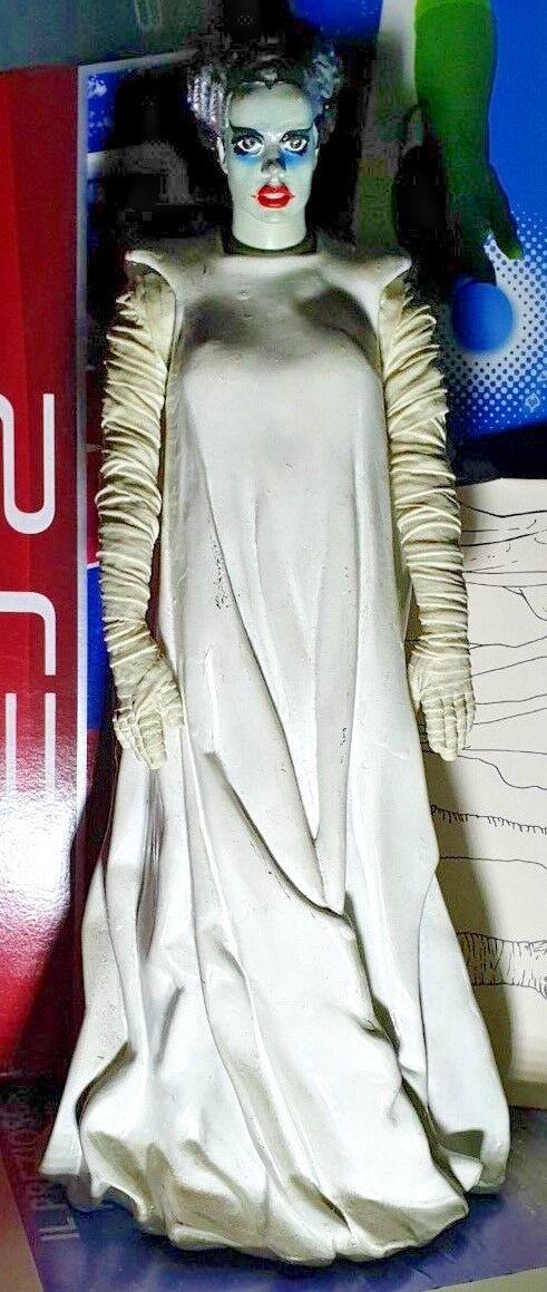 "Billiken Bride of Frankenstein 1 6 Scale 11.5"" Vinyl Figure Kit In Box 1984"