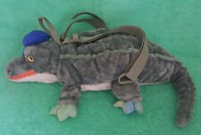 Aurora--University of Florida Gators--Plush Albert the Alligator Backpack