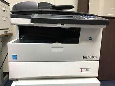 Konica Minolta Bizhub 25 PCL MFP Laser Print Scan Fax Copy *38951 PRINT COUNT*